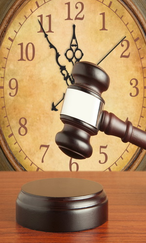 clock-and-gavel